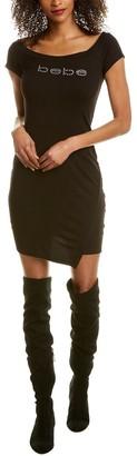 Bebe Embellished Mini Dress
