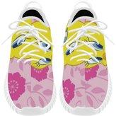 Angelinana Angelinan Custom One Tweety Bird Looney Tunes Women's Breatheable Woven Fashion Running Shoes