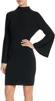 Keepsake Surrender Bell Sleeve Dress