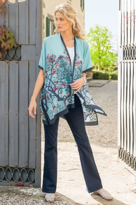 Soft Surroundings Petites Metamorphic Button Front Jeans