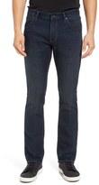 John Varvatos Bowery Fit Slim Straight Leg Jeans