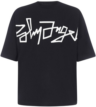 Palm Angels Desert Over Logo T-Shirt