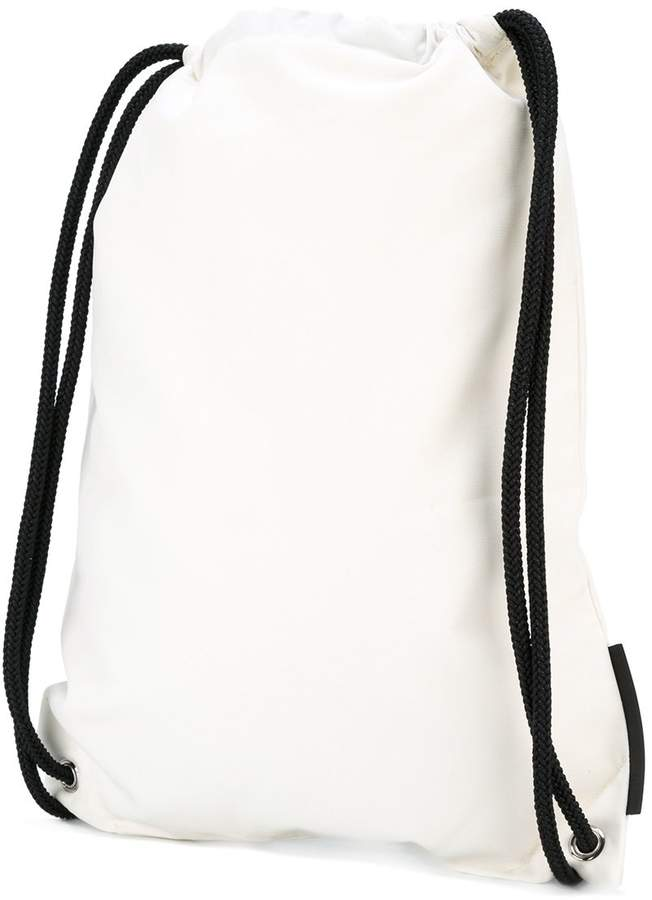 Stella McCartney Tomorrow print backpack