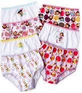 Nickelodeon Nick Jr. 7-pk. Assorted Brief Panties - Girls 2t-4t