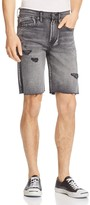 Blank NYC Blanknyc Denim Regular Fit Cutoff Shorts