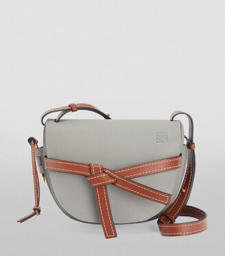 Loewe Small Leather Gate Bag