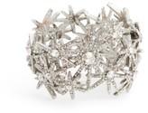 Oscar de la Renta Women's Crystal Fireworks Bracelet