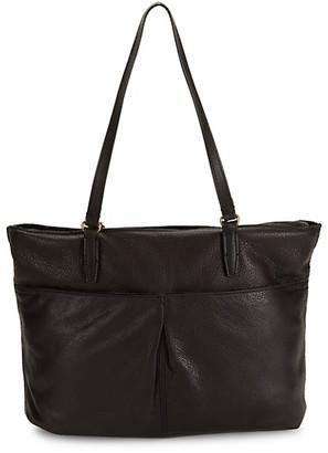 American Leather Co. Dalton Leather Tote