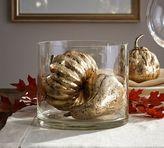 Pottery Barn Gold Pumpkins & Gourds Vase Filler