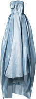 Carolina Herrera faille ball gown