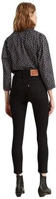 Blue Spice Levi's(r) Womens Wedgie Skinny Women's Jeans