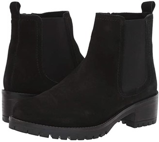 Skechers Lugnut (Black) Women's Boots