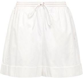 See by Chloe Cotton-poplin Shorts