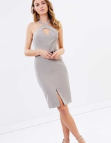 Miss Selfridge Belted 90s Pencil Dress