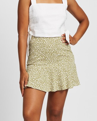All About Eve Women's Mini skirts - Blair Flippy Skirt - Size One Size, 14 at The Iconic
