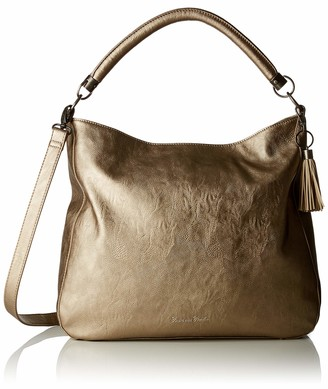 Fritzi aus Preussen Womens HANNA Shoulder Bag Black Size: UK One Size