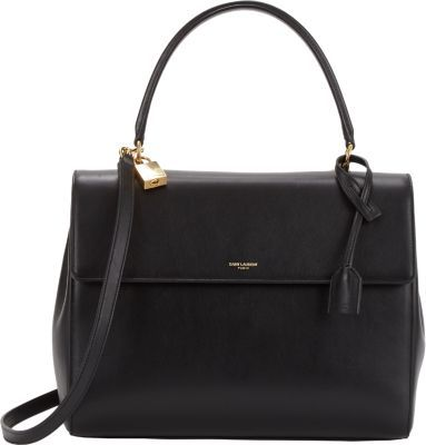 Saint Laurent Moujik Box Satchel