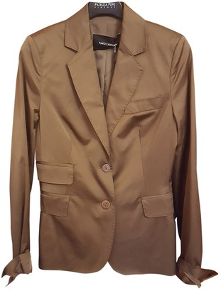 Flavio Castellani Brown Jacket for Women