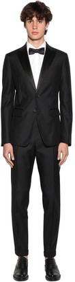 DSQUARED2 London Crystals, Silk & Wool Tuxedo Suit