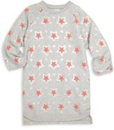Stella McCartney Toddler's, Little Girl's & Girl's Organic Cotton Star-Print Dress