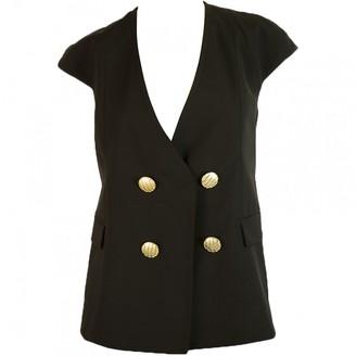 Dondup Black Wool Jackets