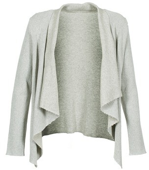 Majestic 4003 women's Cardigans in Grey