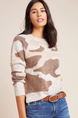 Moth Marjorie Camo Sweater