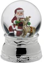 Mikasa Santa And Reindeer Musical Snow Globe