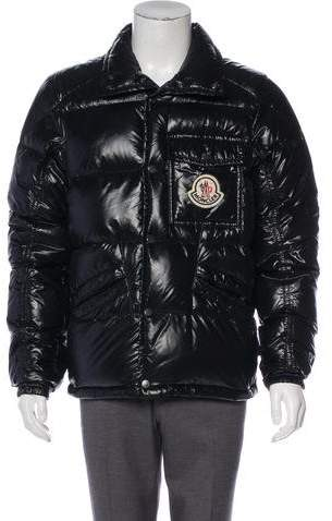 Moncler Quilted Down Puffer Jacket