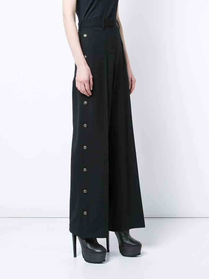Vera Wang high waisted trousers