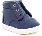 Toms Navy Paseo High Top Sneaker (Baby & Toddler)