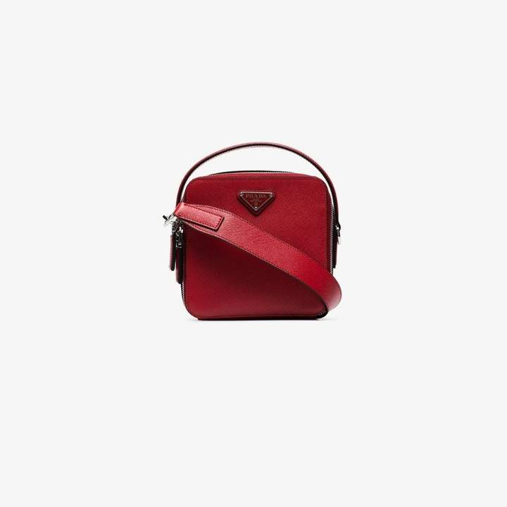 52bcd994db6d Prada Messenger Bags For Men - ShopStyle Canada