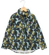 Tia Cibani Boys' Cactus Print Long Sleeve Shirt w/ Tags
