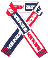 Kenzo Team scarf - men - Cotton - One Size