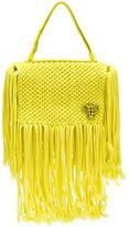 Emilio Pucci braided tote bag
