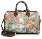 Gucci Tian GG Supreme Top-Handle Boston Bag