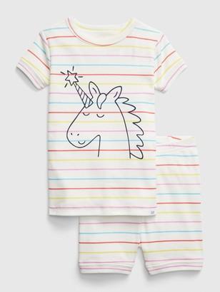 Gap babyGap Unicorn PJ Set
