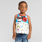 Disney ; Toddler Boys' Mickey mouse Tank Top - Blue