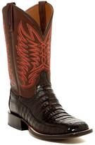 Lucchese Genuine Caiman Boot