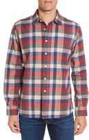 Grayers Men's 'Hadley Heritage' Regular Fit Plaid Flannel Sport Shirt