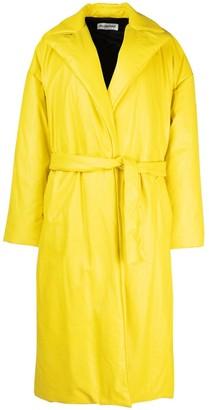 Balenciaga Wrap Coat