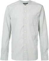 Wings + Horns Wings+Horns - mandarin neck shirt - men - Cotton - S