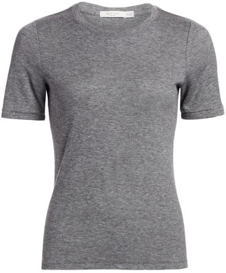 Rag & Bone Kari Slim-Fit Tee