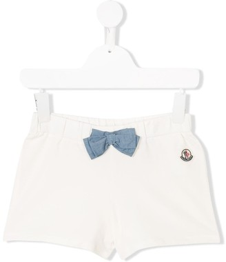 Moncler Enfant Drawstring Shorts