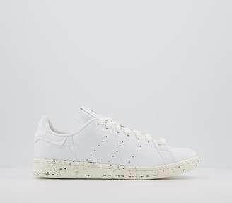 adidas Stan Smith 'Clean Classics' Trainers White Off White Green Sustainable