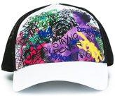 DSQUARED2 'Dean & Dan' graffiti baseball cap