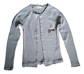 MonnaLisa Beige Wool Knitwear