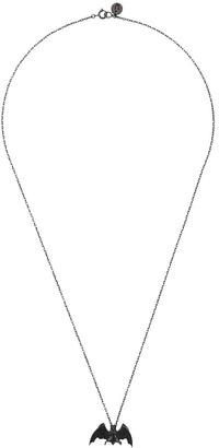 Undercover Bat Pendant Necklace