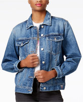 GUESS Originals Logo Denim Jacket
