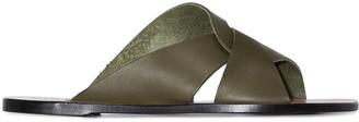 ATP ATELIER Allai flat sandals